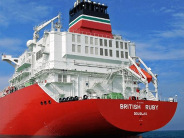 BP British Ruby