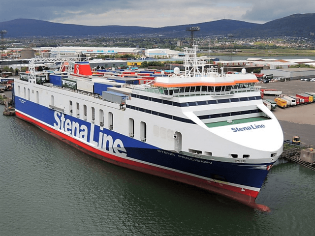 Northen Marine - Stena Precision